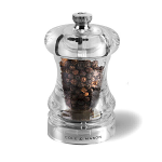 Cole & Mason - Precision Capstan 125 Acrylic Pepper Mill