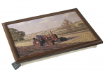 Stow Green Country Life Lap Tray - Nuffield Universal 3 Tractor
