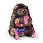 Dora Designs - Door Stop - Hedgehog - Patchwork