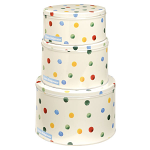 Emma Bridgewater Polka Dot - Cake Tins Set of 3 Round Tins