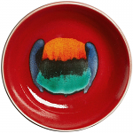 Poole Pottery Volcano Dish 12cm