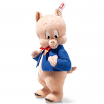 Steiff Porky Pig in Mohair 23cm Limited Edition