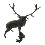 Bronze Stag- Pride of the Glen - Limited Edition