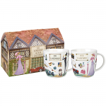 At Your Leisure - His Lordship & Her Ladyship Set of 2 Mugs in Giftbox
