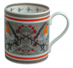 Robert Fuller - Robin on Hawthorn Bone China Mug