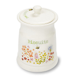 Cooksmart - Bee Happy Biscuit Canister