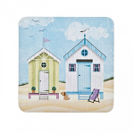 Denby Seaside Coasters Set of 6