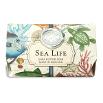 Michel Design Works - Sea Life Large Bath Soap Bar