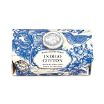 Michel - Indigo Cotton Large Soap Bar