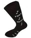 Socks for Men - Foot Notes Socks