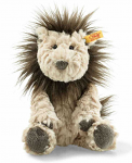 Steiff Soft Cuddly Friends Lionel Lion 20cm Beige & Brown