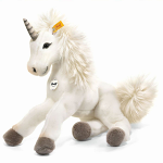 Steiff Starly Dangling Unicorn White 35cm