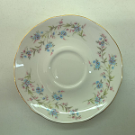 Duchess China Tranquility - Tea Saucer 14cm
