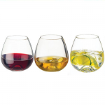 Dartington www.Tumbler Three Pack Stemless