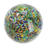 Caithness Glass Paperweight Rainbow