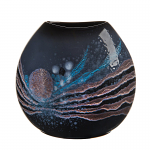 Poole Pottery Celestial Purse Vase 26cm
