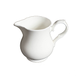 Duchess China White - Milk Jug