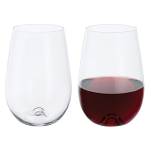 Dartington Wine and Bar Stemless Red Wine Pair