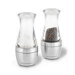 Cole & Mason - Wishford Acrylic and Stainless Steel Salt & Pepper Mill Gift Set 140mm