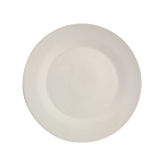 Fairmont & Main White Linen Dinner Plate 27.5cm
