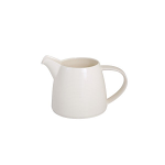 Fairmont & Main White Linen Creamer Cream Jug
