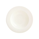 Fairmont & Main White Linen Pasta Bowl