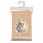 Wrendale Designs Winter Scarf - Sheep - The Woolly Jumper