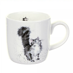 Royal Worcester Wrendale Designs - Mug - Cat - 'Lady of the House'