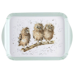 Royal Worcester Wrendale Designs - Scatter Tray - Owl