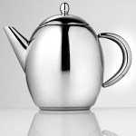 La Cafetiere Paris Stainless Steel Teapot 1000ml