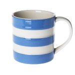 Cornishware - Cornish Blue - Mug 6oz / 17cl Straight Sided
