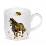 Royal Worcester Wrendale Designs - Mug - Horse - Gigi