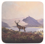 Highland Stag - Creative Tops  6 Premium Coasters