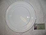 Duchess China Gold Edge - Dinner Plate 26cm