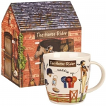 At Your Leisure - The Horse Rider Mug in Giftbox