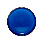 Denby Imperial Blue Coupe Medium Plate