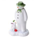 Beswick The Snowman and the Snowdog