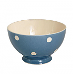 Fairmont & Main Kitchen Spot Blue Footed Cereal Bowl