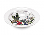 Portmeirion Holly & Ivy Oatmeal Soup Cereal Bowl