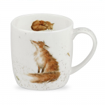 Royal Worcester Wrendale Designs - Mug - Fox - The Artful Poacher
