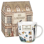 At Your Leisure - His Lordship Mug in Giftbox