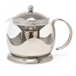 La Cafetiere Le Teapot 4 Cup Stainless Steel