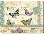 Postcard with Butterflies - Creative Tops 6 Premium Tablemats