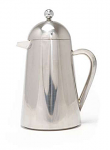 La Cafetiere Thermique 8 Cup Double Walled Cafetiere Stainless Steel