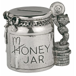 Royal Selangor Teddy Bears Picnic Coin Box / Money Jar
