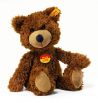 Steiff Charly Dangling Teddy Bear - Brown 16cm