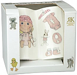 Roy Kirkham Girl Book Money Box
