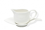 Maxwell & Williams - White Basics Mint Sauce Dish & Saucer