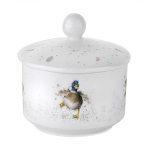Royal Worcester Wrendale Designs - Sugar Pot