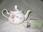 Duchess China June Bouquet - Teapot Small 2 cup